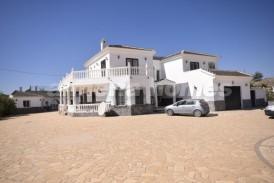 Villa Empire: Villa a vendre en Partaloa, Almeria