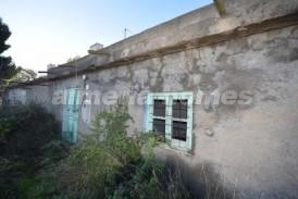 Casa Fernando 2: Country House for sale in Partaloa, Almeria