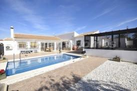 Villa Amendoim: Villa for sale in Arboleas, Almeria