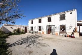 Cortijo Peacock : Casa de Campo en venta en Albox, Almeria