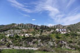 Cortijo Fuente: Country House for sale in Lubrin, Almeria