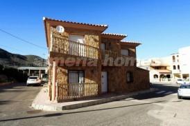 Townhouse Vella: Villa for sale in Villaricos, Almeria
