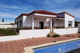 Villa Lucy: Villa for sale in Partaloa, Almeria