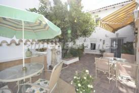 Casa Poppy: Town House for sale in Cantoria, Almeria