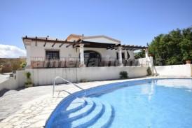Villa Eternity: Villa a vendre en Cantoria, Almeria
