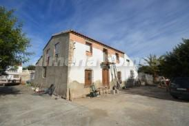 Cortijo Algarrobo: Country House for sale in Arboleas, Almeria