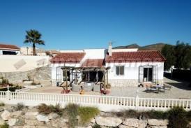 Villa Arandano: Villa a vendre en Arboleas, Almeria