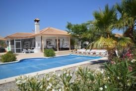 Villa Hazel: Villa te koop in Albox, Almeria