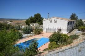 Cortijo Preto: Country House for sale in Seron, Almeria