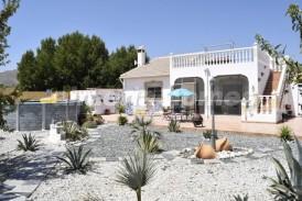 Villa Azúcar: Villa a vendre en Oria, Almeria