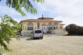 Villa Graneros: Villa a vendre en Albox, Almeria