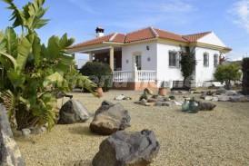 Villa Tomillo: Villa for sale in Arboleas, Almeria