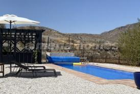 Cortijo Lujo: Country House for sale in Oria, Almeria