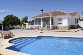 Villa Dulce: Villa for sale in Albox, Almeria