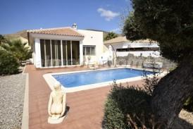 Villa Views: Villa te koop in Arboleas, Almeria