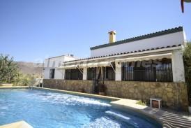 Cortijo Campo: Villa for sale in Uleila del Campo, Almeria