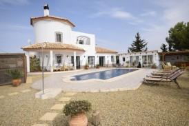 Villa Jamaica: Villa a vendre en Partaloa, Almeria