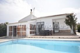 Villa Tortuga: Villa a vendre en Arboleas, Almeria