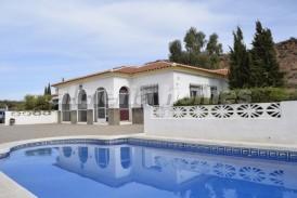 Villa Colina Vista: Villa a vendre en Albox, Almeria