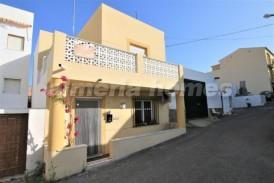 Casa Chloe: Village House for sale in Villaricos, Almeria