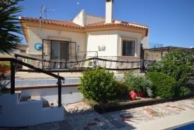 Villa Albaida: Villa en venta en Arboleas, Almeria