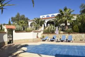 Villa Jelly: Villa en venta en Albox, Almeria