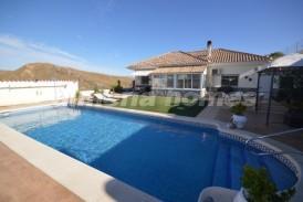 Villa Perla: Villa a vendre en Zurgena, Almeria