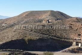 Cortijo Enrique: Country House for sale in Arboleas, Almeria