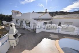 Villa Chameleon: Villa for sale in Arboleas, Almeria