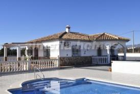 Villa Horchata: Villa for sale in Albox, Almeria