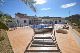 Villa Pompei: Villa a vendre en Arboleas, Almeria