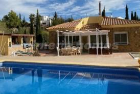 Villa Grape: Villa for sale in Partaloa, Almeria