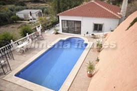 Villa Barco: Villa for sale in Cantoria, Almeria