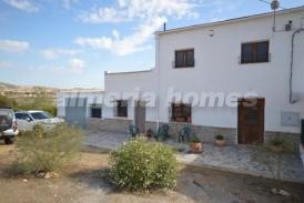 Cortijo Plaza: Casa de Campo en venta en Zurgena, Almeria