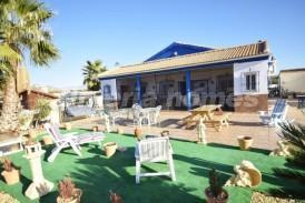 Villa Carpintero: Villa te koop in Albox, Almeria