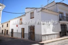 Casa Norias 1: Maison de ville a vendre en Albox, Almeria