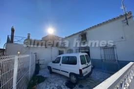 Cortijo Espinas: Casa de Pueblo en venta en Albox, Almeria