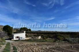 Cortijos Enero: Landhuis te koop in Tijola, Almeria