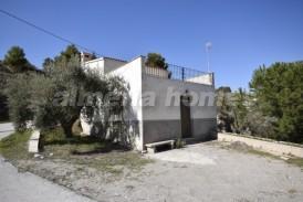 Cortijo Horno: Country House for sale in Purchena, Almeria