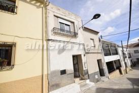 Casa Hope: Maison de village a vendre en Lucar, Almeria