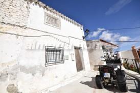 Casa Marta: Maison de village a vendre en Lucar, Almeria