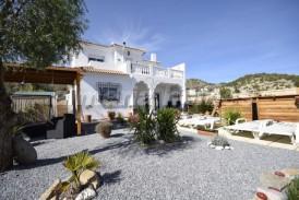 Villa Sierra Filabres: Villa en venta en Lucar, Almeria