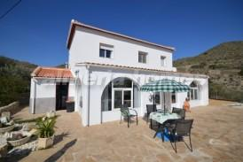 Villa Vallambrosa: Villa en venta en Lijar, Almeria