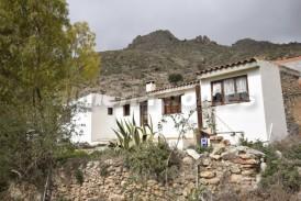 Cortijo Mariana: Maison de campagne a vendre en Oria, Almeria