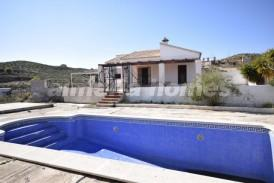 Villa Viento: Villa for sale in Taberno, Almeria