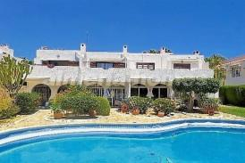 Duplex Los Abedules : Duplex for sale in Mojacar Playa, Almeria