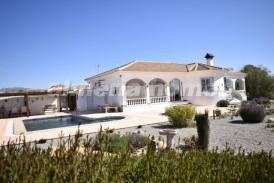 Villa Diamante: Villa te koop in Albox, Almeria