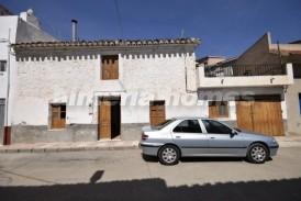 Casa Limon: Town House for sale in Cantoria, Almeria