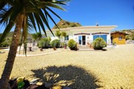 Villa Peaceful: Villa for sale in Zurgena, Almeria