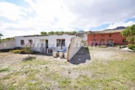Cortijo Navarro: Country House for sale in Albox, Almeria